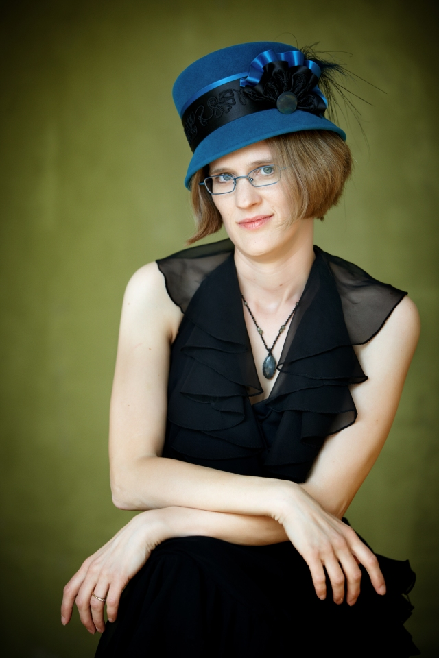 Laura Stanfill, photographed by Brian McDonnell of B Mac Studio.