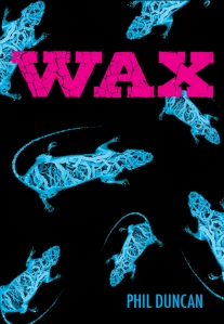 Phil Duncan is the author of the YA novel Wax.
