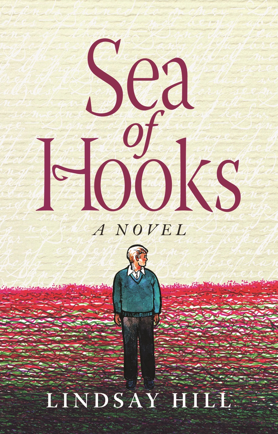 author interview lindsay hill discusses his debut novel sea of sea of hooks
